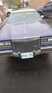 1985 cadillac for sale !!!!!