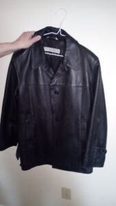 Leather bod-christensen Couture Men's size Med like new