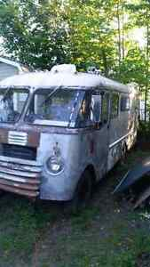 1964 GMC P35 Value Van