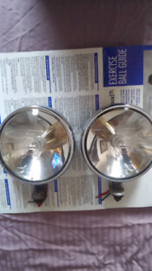 Halogen fog light