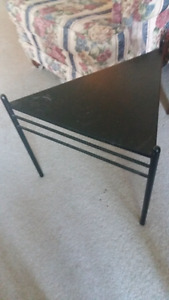 Metal Triangle Table