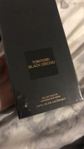 Tom Ford black orchid men's cologne and lotion