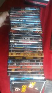 Action/Suspense DVD collection