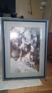 Animal Picture frame
