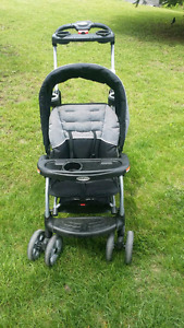 Baby Trend Sit and Stand Stroller