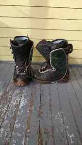 Camo Boots - Thirty-two - Women's SZ US 9  - $100