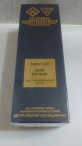 Tom Ford noir de noir 150 ml body spray