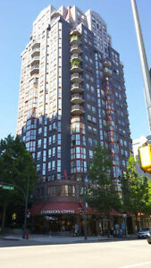 Furnished Spacious 2Bed 2Bath Luxury Condo Downtown Vancouver
