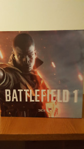 Battle Field 1 for PS4 Collectors edition