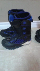 Snowboard Boots Sims Size 10