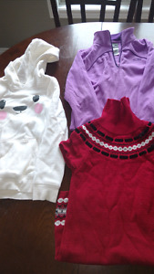 Girls size 6 items