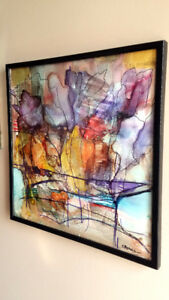Original Abstract Paintings - Affordable Prices