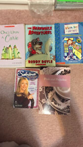 Assorted Teen Books - 6 for $15
