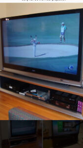 """Two SONY 60"""" XBR TELEVISIONs. Like new"""