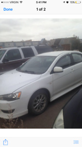 2013 Mitsubishi Lancer Other