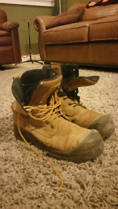 Slightly used Workpro work boots size 11.5! Lots of life left!