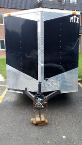 2011 MTI Enclosed Trailer. Please inquire by phone only!