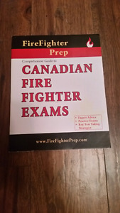 Canadian Fire Fighter Exam prep book