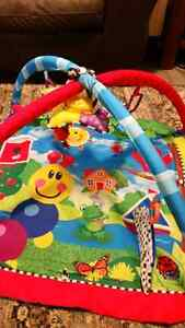Infant play mat for sale. $10