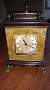 REDUCED -- Clock with 2 secret drawers Kitchener / Waterloo Kitchener Area image 1