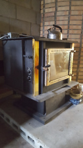 Pacific Super43 Wood Heater