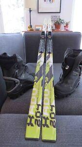 Skis hors piste Salomon - neufs