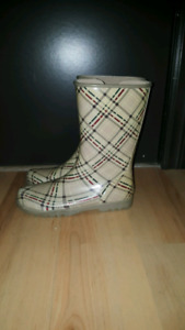 Rubber boots - ladies size 10