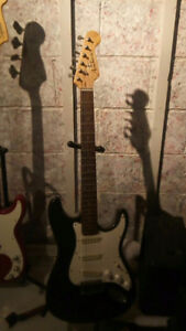 Bass and Guitars for sale