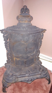 Model 1 Parlor Wood stove From 1800s Great Collectors Piece