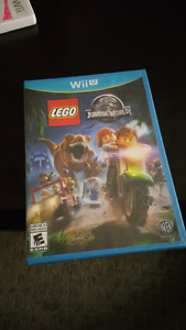 Lego jurassic world for Wii U - NEW