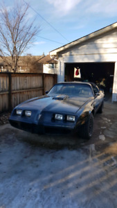 Sell or trade 1980 trans am