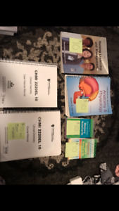 Bachelor of Science in Nursing textbooks