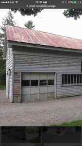 WANTED COMMERCIAL GARAGE / SPACE