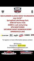 Men's Summer Classic Softball Tournament