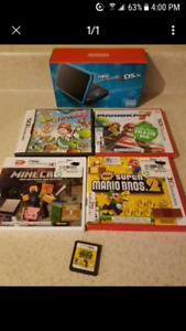 New 2dxl with 5 games