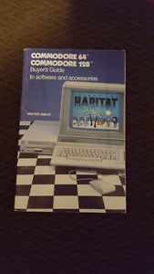 Commodore 64/128 Accessory Guide