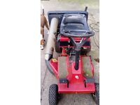 Torro Wheel Horse sit on lawn mower