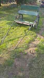 Small cart for horse or pony  London Ontario image 1