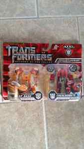 Transformers Slap Dash & Trenchmouth