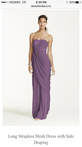 Wisteria Size 18 Formal Gown
