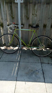 VINTAGE CCM ROAD BIKE...PROJECT BIKE  HAVE EVERY THING