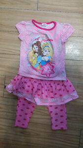 MANY OUTFITS FOR 2-3 YEAR OLD GIRL Dora Hello Kitty...