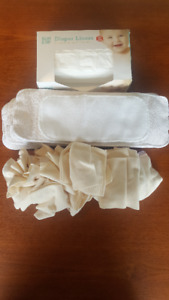 Cloth Diaper Liners and Inserts