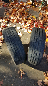 Pneus 4 saison - 4 season tires 195-60R15
