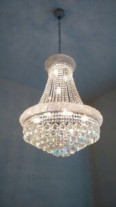 Crystal Chandelier | Buy or Sell Indoor Home Items in Mississauga ...