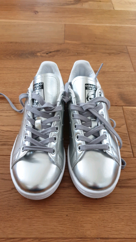 photos officielles e8d09 16991 Adidas silver stan smith brand new UK4 | in Forest Hill, London | Gumtree