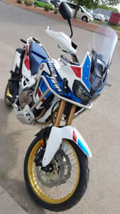 2018 Honda Africa Twin - Adventure Sports Model -