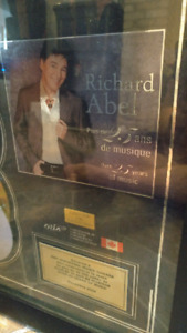 Cadre Richard Abel de collection