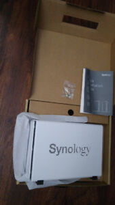Synology NAS Server 1Bay DS115j