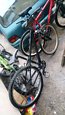 Alloy mountain bike